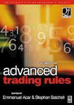 Advanced Trading Rules (Quantitative Finance)