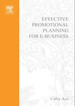 Effective Promotional Planning for e-Business af Cathy Ace