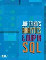 Joe Celko's Analytics and OLAP in SQL (MORGAN KAUFMANN SERIES IN DATA MANAGEMENT SYSTEMS)