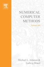 Numerical Computer Methods, Part E (Methods in Enzymology)