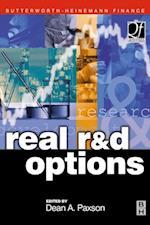 Real R & D Options (Quantitative Finance)