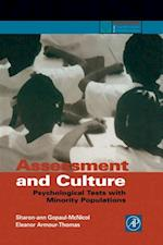 Assessment and Culture (Practical Resources for the Mental Health Professional)