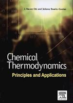 Chemical Thermodynamics: Principles and Applications