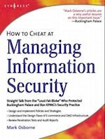 How to Cheat at Managing Information Security af Osborne