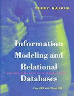 Information Modeling and Relational Databases (MORGAN KAUFMANN SERIES IN DATA MANAGEMENT SYSTEMS)