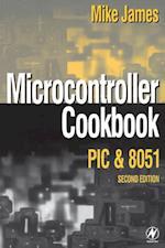 Microcontroller Cookbook af Mike James