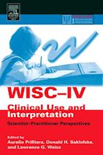 WISC-IV Clinical Use and Interpretation (Practical Resources for the Mental Health Professional)