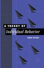 Theory of Individual Behavior