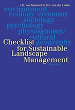 Checklist for Sustainable Landscape Management