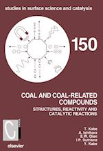 Coal and Coal-Related Compounds (STUDIES IN SURFACE SCIENCE AND CATALYSIS)