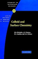 Colloid and Surface Chemistry (Studies In Interface Science)