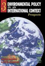 Environmental Policy in an International Context (Environmental Policy in an International Context)