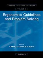 Ergonomics Guidelines and Problem Solving (Elsevier Ergonomics Book Series)