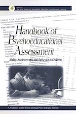 Handbook of Psychoeducational Assessment (Educational Psychology)
