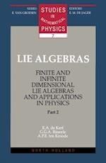 Lie Algebras, Part 2 (Studies in Mathematical Physics)