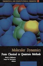 Molecular Dynamics (Theoretical And Computational Chemistry)