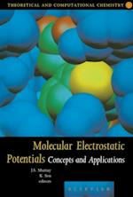 Molecular Electrostatic Potentials (Theoretical And Computational Chemistry)