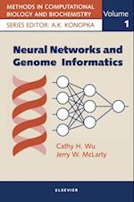 Neural Networks and Genome Informatics (Methods in Computational Biology and Biochemistry)