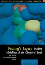 Pauling's Legacy (Theoretical And Computational Chemistry)