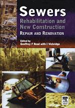 Sewers: Repair and Renovation