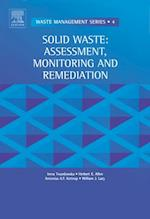 Solid Waste: Assessment, Monitoring and Remediation (Waste Management)
