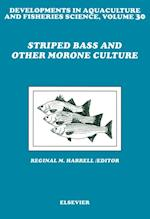 Striped Bass and Other Morone Culture (DEVELOPMENTS IN AQUACULTURE AND FISHERIES SCIENCE)
