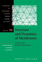 Structure and Dynamics of Membranes (Handbook of Biological Physics)