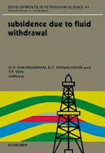 Subsidence due to Fluid Withdrawal (Developments in Petroleum Science)