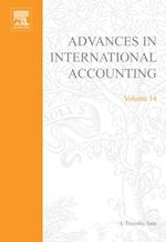 Advances in International Accounting (ADVANCES IN INTERNATIONAL ACCOUNTING)