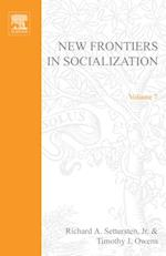 New Frontiers in Socialization (Advances in LIfe Course Research)