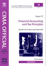 CIMA Exam Practice Kit Financial Accounting and Tax Principles (CIMA Managerial Level 2008)