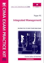 CIMA Exam Practice Kit Integrated Management (Cima Exam Practice Kit)