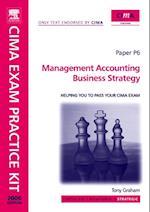 CIMA Exam Practice Kit Management Accounting Business Strategy (Cima Exam Practice Kit)