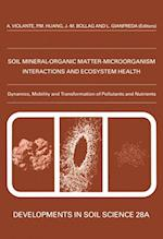 Dynamics, Mobility and Transformation of Pollutants and Nutrients (DEVELOPMENTS IN SOIL SCIENCE)
