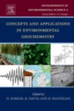 Concepts and Applications in Environmental Geochemistry (Developments in Environmental Science)