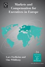 Markets and Compensation for Executives in Europe (International Business and Management, nr. 24)