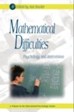 Mathematical Difficulties (Educational Psychology)