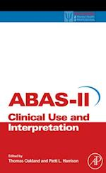 Adaptive Behavior Assessment System-II (Practical Resources for the Mental Health Professional)