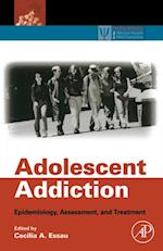 Adolescent Addiction (Practical Resources for the Mental Health Professional)