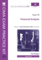 CIMA Official Exam Practice Kit Financial Analysis