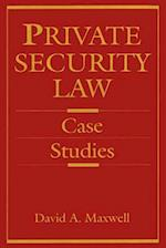Private Security Law