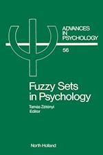 Fuzzy Sets in Psychology (ADVANCES IN PSYCHOLOGY)