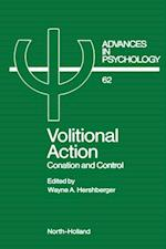 Volitional Action af Wayne A. Hershberger
