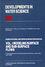 Modelling Surface and Sub-Surface Flows (Computational Methods in Water Resources)