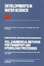 Numerical Methods for Transport and Hydraulic Processes (Computational Methods in Water Resources)