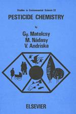 Pesticide Chemistry (STUDIES IN ENVIRONMENTAL SCIENCE)