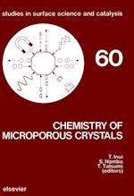 Chemistry of Microporous Crystals (STUDIES IN SURFACE SCIENCE AND CATALYSIS)