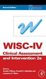 WISC-IV Clinical Assessment and Intervention (Practical Resources for the Mental Health Professional)