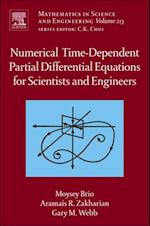 Numerical Time-Dependent Partial Differential Equations for Scientists and Engineers (MATHEMATICS IN SCIENCE AND ENGINEERING)