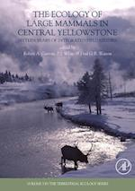 Ecology of Large Mammals in Central Yellowstone (Terrestrial Ecology)